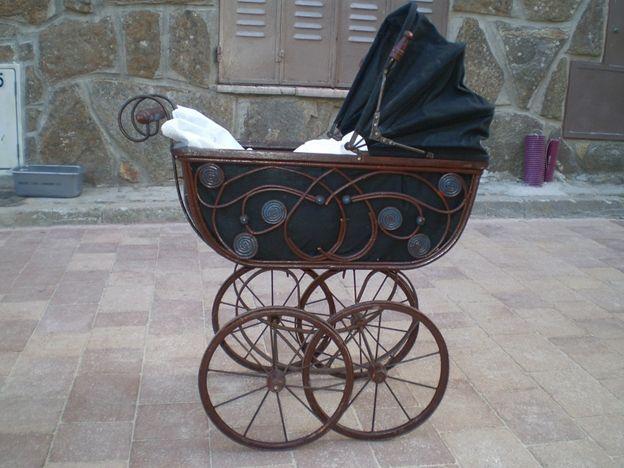 Carreola para bebés