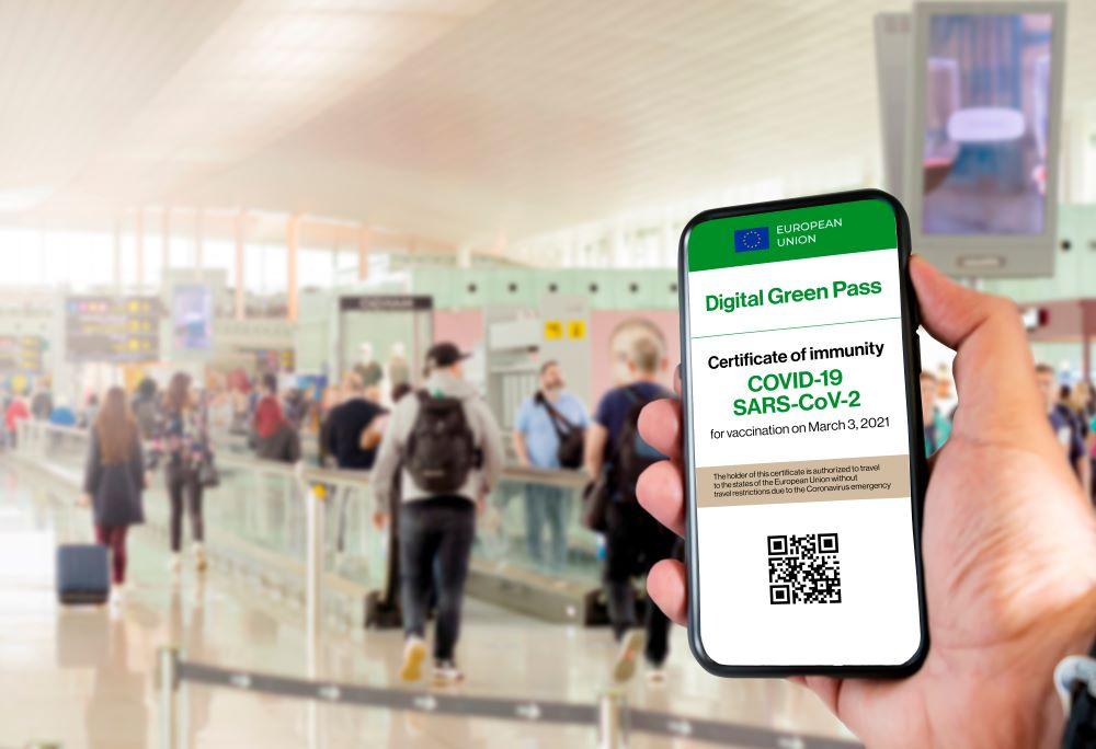 el certificado digital verde