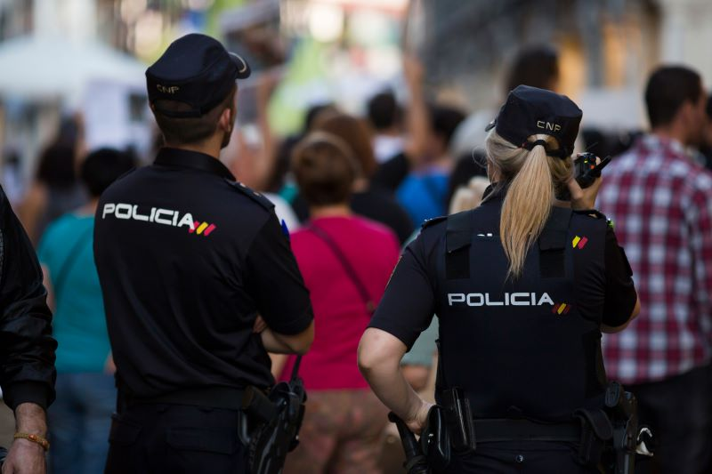 Viajar con cargos criminales en Europa